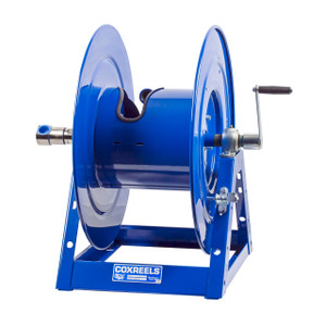 Coxreels 1175 Series  Hand Crank Hose Reel - Reel Only - 3/4 in. x 150 ft., 1 in. x 100 ft.