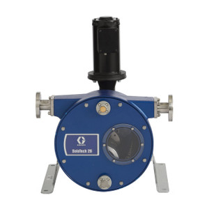 Graco SoloTech 26 Positive Displacement Hose Pump w/ Brushless DC Motor & 316 SS Hose Barb - 10.2 GPM
