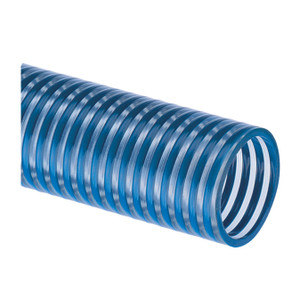 Kuriyama Blue Water BW Series 2 in. Low Temperature PVC Suction Hose - Hose Only