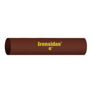 Kuriyama Ironsides 6 in. Heavy Duty PVC Water Discharge Hose - Hose Only