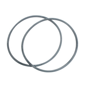 Brodie International Gray O-Ring 2 Pack