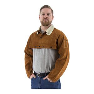 Majestic Leather Welding Cape Sleeve - Large
