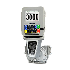 TCS 700SSD Series 2 in. Rotary Positive Displacement DEF/Adblue Meter w/ Electronic Registration