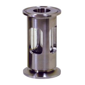 Dixon Sanitary Compact Sight Glass - Polycarbonate
