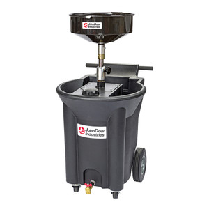JohnDow 22 Gallon Portable Oil Change Station
