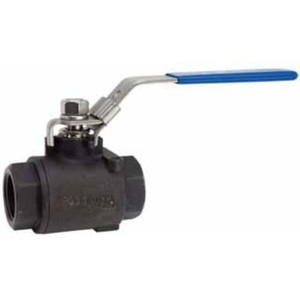 Chem Oil Products 2-Piece Full Port 2000 PSI Carbon Steel NACE Ball Valves
