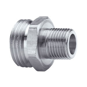 Dixon 3/4 in. Stainless Steel Male GHT x Male NPT Adapter