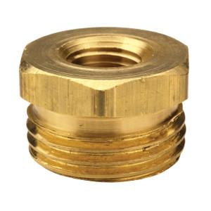 Dixon 3/4 in. Brass Male GHT x Female NPT Adapter