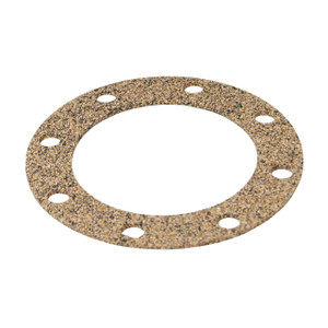 Dixon 4 in. API and TTMA Flange Cork Buna Gasket - 1/8 in. Thick