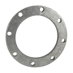 Dixon 4 in. Aluminum TTMA Plate Flange x Slip-on
