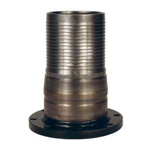 Dixon King Crimp Style Carbon Steel Combination Nipple x TTMA Flange