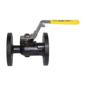 Dixon Carbon Steel 150# Flanged Ball Valve