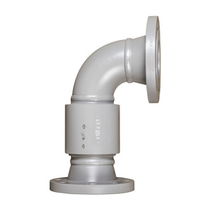 OILCO Large Bore 90 Series Style 30-F Stainless Steel Swivel Joint w/ V-Ring Seal Base