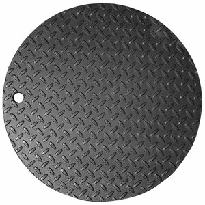 Franklin Fueling Systems 18 in. Steel Manhole Cover - 3/8 in. Steel