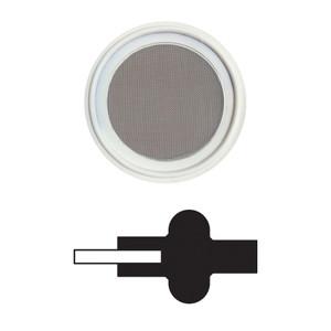 JME Sanitary Silicone Tri Clamp Screen Gasket - 10 Mesh