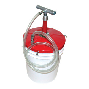 National Spencer 240 Series Hand Operated Tire Sealant Pump, 1 Gal per 16 Stokes