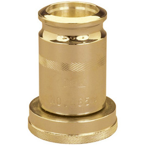 Dixon 1 1/2 in. NPSH Brass Rack Nozzle