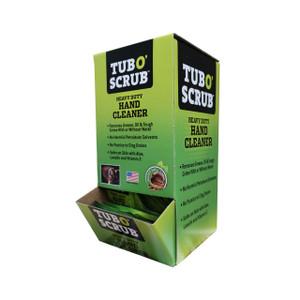 Tub O' Scrub™ Heavy Duty Cleaning Wipes - 100 Pack w/ Gravity Feed Dispenser