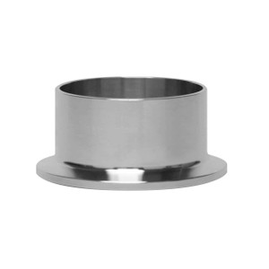 JME SSL14AM7 Series 316 SS Butt Weld Ferrule