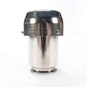 JME SSTVC Series 304 SS Sanitary Breather/Vent Valve for Tanks