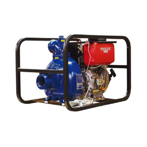 Gorman-Rupp Shield A Spark 83A1-L100W FT4-X 3 in. Diesel Engine Driven Self Priming Centrifugal Pump