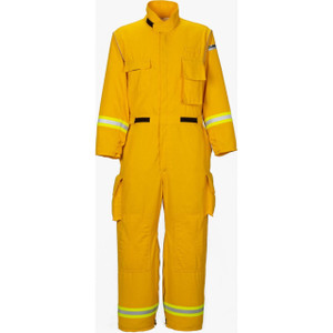 Lakeland Industries OSX Wildland Coveralls 6oz  NOMEX
