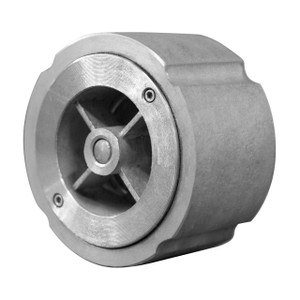 Titan Flow Control CV 91-SS Stainless Steel Wafer Type Check Valve w/ SS Disc & Seat - ASME Class 150/300