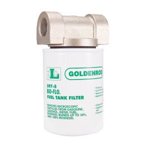 Goldenrod BioFlo 597 Series Bio-Diesel Spin-On Fuel Filter - 10 Micron