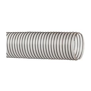Kuriyama Urevent™ Clear  URE-CL Series Food Grade Polyurethane Ducting/Material Handling Hose