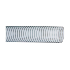 Kuriyama MILK™ Series 2 1/2 in. x 100 ft. Food Grade PVC Liquid Suction Hose - Hose Only