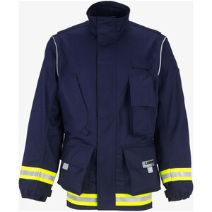 Lakeland Industries 911 Extrication Coats Navy