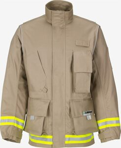 Lakeland Industries 911 Extrication Coats Tan
