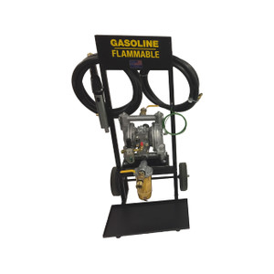 WEN Industries Accelerator 200TS Series Mobile Gas/Diesel Transfer System w/ 12V DC Pump