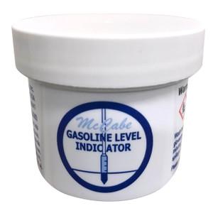 McCabe Gasoline Level Indicator Paste, 4 oz. Jar