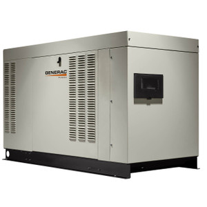 Generac RG04845ANAX Liquid-Cooled Home Standby Generator, 48 kW (LP)/(NG), Single Phase