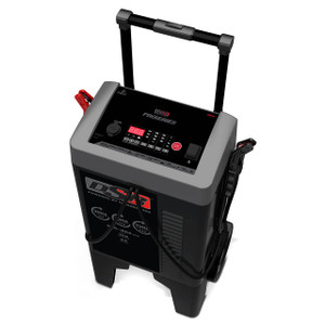 Schumacher DSR Proseries DSR124 Wheeled Charger/Engine Start w/Flash Programming, 6/12/24V, 330A/300A/250 Amps
