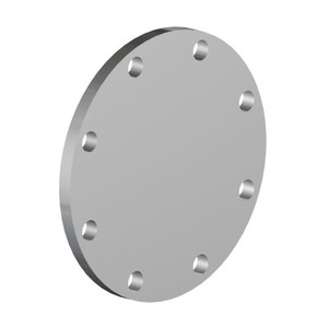 Betts Aluminum TTMA Blind Flange