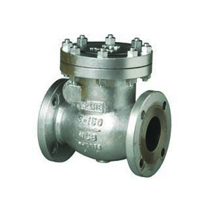 Crane Figure 147 Class 150 Cast Steel Flanged Swing Check Valve