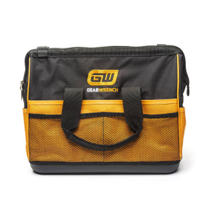 "GearWrench 83147 16"" Big Mouth Soft Sided Tool Bag w/Shoulder Strap"
