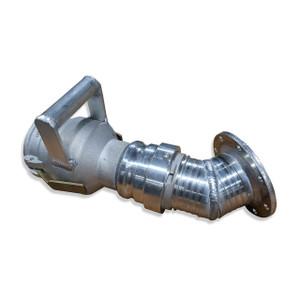 Civacon 633CPP Vapor Recovery Coupler w/ 45° TTMA Flange