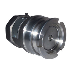 Emco Wheaton J72 Series 2 in. Female NPT Stainless Steel Adapter w/ Chemraz Seal