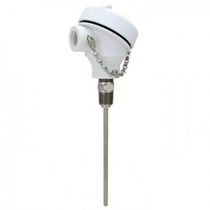 Reotemp SITPC1259X Brew Digital Resistance Temperature Detector, White Poly Head Assembly, 9 in. Stem
