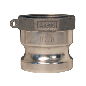 Dixon 3 in. Global Cam & Groove Type A Adapter x Female NPT