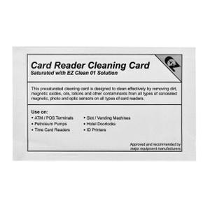 RDM 5964 Gilbarco Card Reader Cleaning Card, Q11482-01