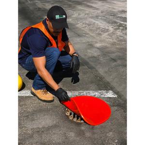 UltraTech Ultra-Drain Seals® Circular, 30 in. Dia., Orange