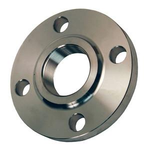 Service Metal 150# Carbon Steel Threaded Flange