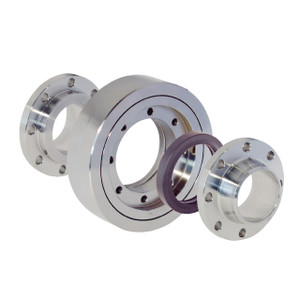 Emco Wheaton D2000 8 in. Style 50 Carbon Steel Swivel Joint w/ Buttweld Connections & Viton Seals