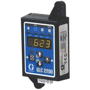 Graco 24N468 GLC 2200 Series Lubrication Controller, 7/9 AMP