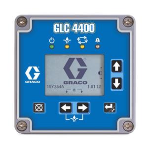 Graco 24B596 GLC 4400 Series Controller, 100-240 V AC