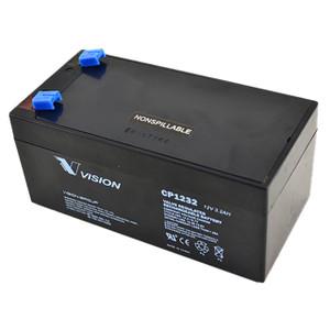 Gilbarco Highline & MPD-3 12V Battery